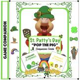 Pop the Pig - St. Patty's Day Vocabulary