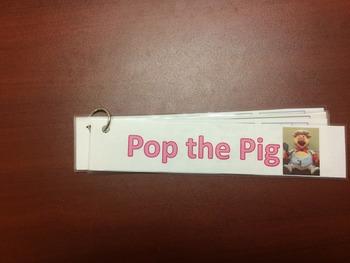 Pop the Pig Visuals