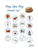 Pop the Pig initial and final /g/ articulation