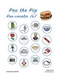 Pop the Pig vocalic and prevocalic /r/ articulation