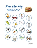 Pop the Pig initial and final /k/ articulation