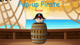 Pop-up Pirate - ESL review - Great for online learning