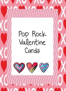 PopRock Valentines