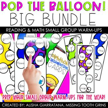 PopThe Balloon! The BIG Bundle