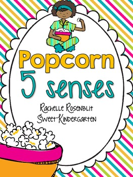 Popcorn 5 Senses