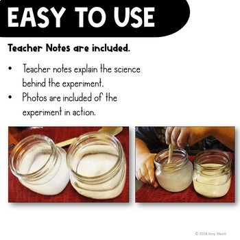 Popcorn Acids & Bases Science Experiment Thanksgiving