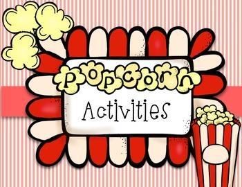 Popcorn Activities