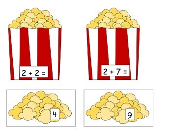 Popcorn Addition