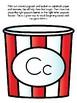 Popcorn Alphabet Matching Cc
