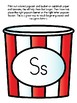 Popcorn Alphabet Matching Ss