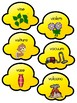 Popcorn Alphabet Matching Vv