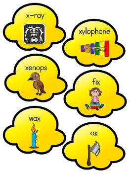 Popcorn Alphabet Matching Xx