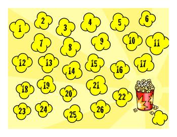 Popcorn Attendance