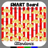 SMARTBoard Attendance Popcorn