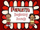 Popcorn Beginning Sound Center