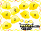 Popcorn Centers Alphabet Games Literacy Centers Activities Letters Food