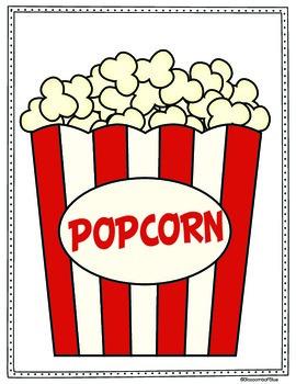 Popcorn Behavior Incentive