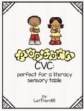 Popcorn CVC