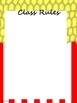 Popcorn Classroom Management Posters