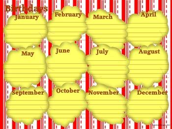 Popcorn Classroom Management Set