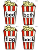 Popcorn Compound Words Center