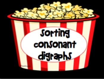 Popcorn Consonant Digraphs