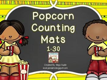Popcorn Counting  Mats 1-30