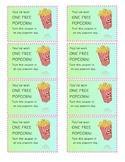 Popcorn Day Coupon