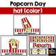Popcorn Day Hat