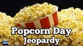 Popcorn Day Jeopardy Game (Google Slides)