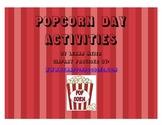 Popcorn Day Unit