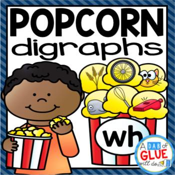 Popcorn Digraph Match-Up