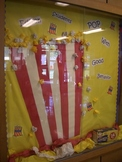 Popcorn Display Case
