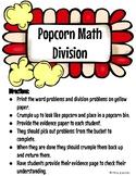 Popcorn Division- 5th Grade Math