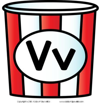 Popcorn Ending Sound Match-Ups