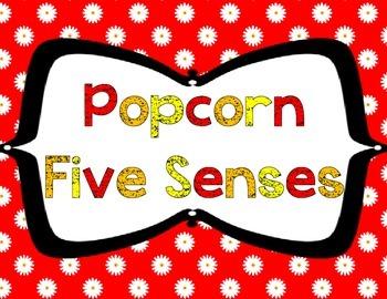 Popcorn Five Senses