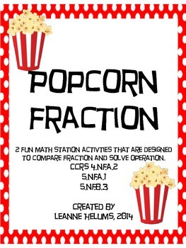 Popcorn Fraction