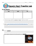 Popcorn Heat Transfer Lab