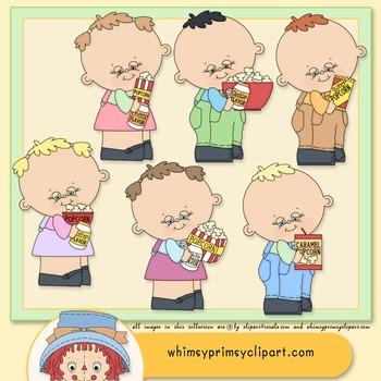 Popcorn Kids