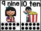 Popcorn Kids Ten Frames