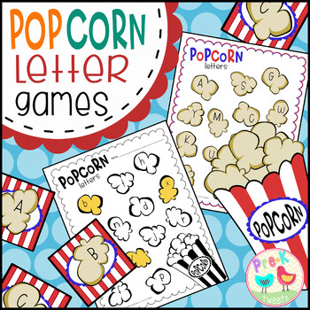 Pre K Letter Games Teaching Resources