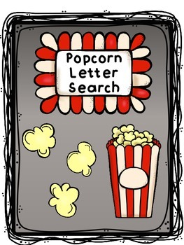Popcorn Letter Search