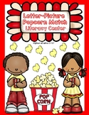 Popcorn Letter Sound Picture Match