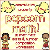 Ways to Make a Number: Composing Numbers Activities