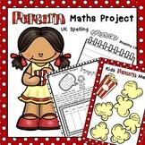 Popcorn Maths Project Gamification PBL AUS UK