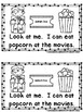 Popcorn Mega Bundle (Readers, Lap Books, Picture/Vocab. Cards, Graph Activity)