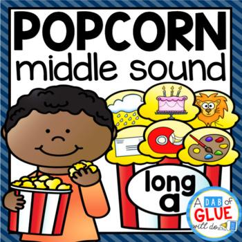 Popcorn Middle Sound Match-Up
