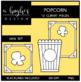 Popcorn Mini Clipart Bundle {A Hughes Design}