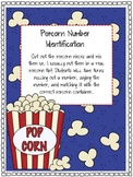 Popcorn Number Identification 1-100