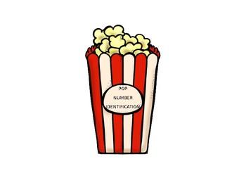 Popcorn POP Number Identification